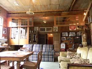 Bill's house