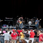 Rhett Akins Opened for Corey Smith in Alpharetta, GA
