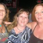 Tracy Jody and Kelly