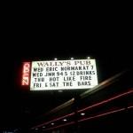Wally's Pub, Hampton, NH - photo by Athena Erickson