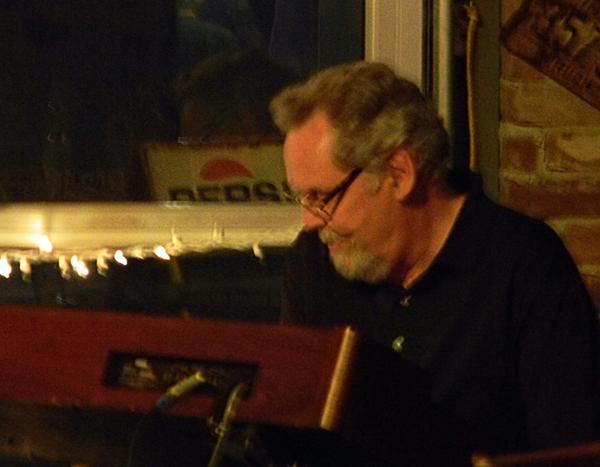 Stevie Ray Vaughan keyboardist, Reese Wynans talks at ...