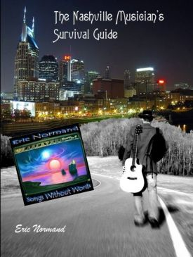 Book and CD - The Nashville Musicians Survival Guide and Songs Without Words